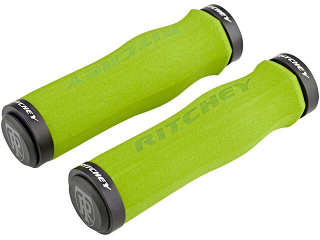 Ritchey WCS Ergo True Grip Griffe Lock-On green